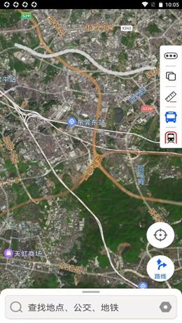 旅行地图行云app截图1